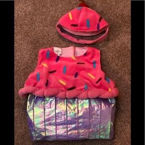 Baby Cupcake Halloween Costume